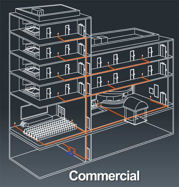 Commercial Vacuuming Systems