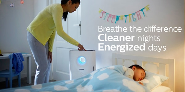 Introducing the new range of Philips Air Cleaners