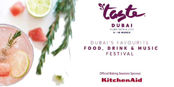KitchenAid to participate in Taste of Dubai 2018