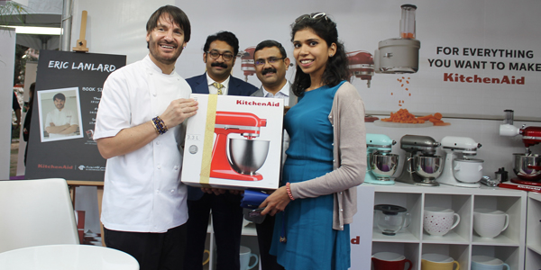 KitchenAid @ Taste of Dubai