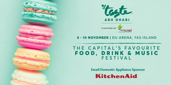 KitchenAid to participate in Taste of Abu Dhabi