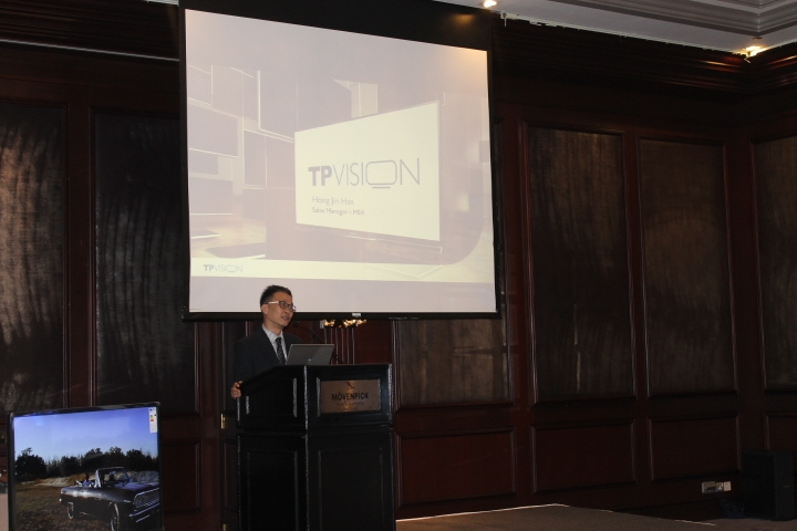 Philips TP Vision trade event conducted