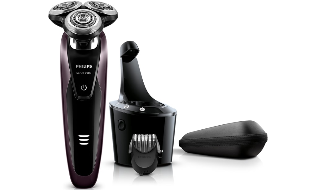 Shaver series 9000 Wet and Dry Electric