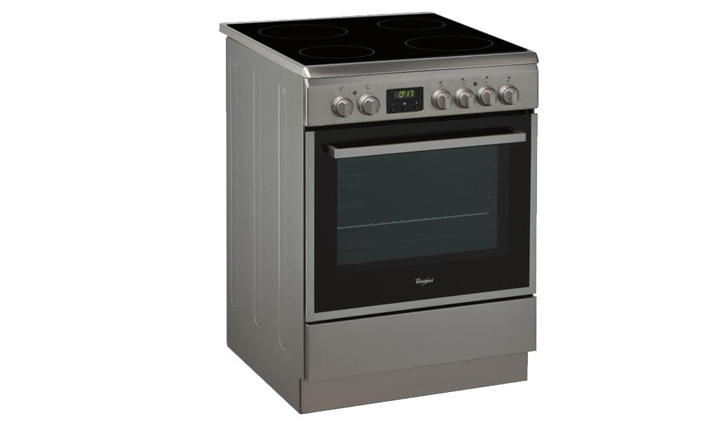Free Standing Ceramic Cooking Range