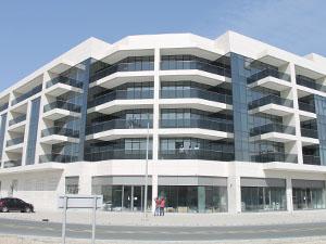 Dar mira apartments, Meydan